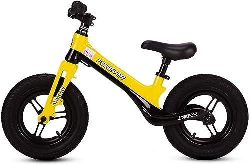 calidad garantizada FYXT Equilibrio for Niños Niños Niños Carro Deslizante Coche 2-6 años de Edad, aleación de magnesio for Niños sin Pedal Bicicleta Deslizador for bebés Andador (Color   B)  mejor servicio
