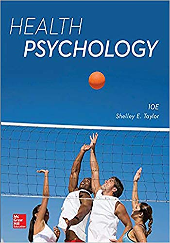 Health Psychology 10th Edition by Shelley Taylor: Kindler Edition (English Edition)