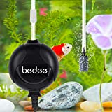 bedee Pompe a Air Aquarium, Pompe Air Aquarium Silencieuse