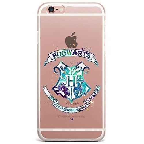 0e10e12362c E45ACCESSORIES Harry Potter Hard Case Cover Semi Transparent for iPhones  (iPhone 6S/6,