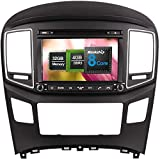 Laytte Car GPS Radio Stereo DVD Player Head Unit for Hyundai H1/Grand <span class='highlight'><span class='highlight'>Starex</span></span> 2016- Support Navigation Bluetooth Android System AM FM Phone Link Wifi DVR AV Output,8core 4G WIFI:2 32GB