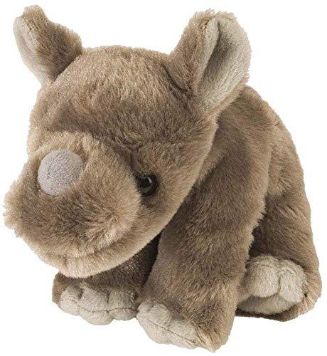 Wild Republic - CK Mini rinoceronte bebé de peluche, 20 cm (10846)