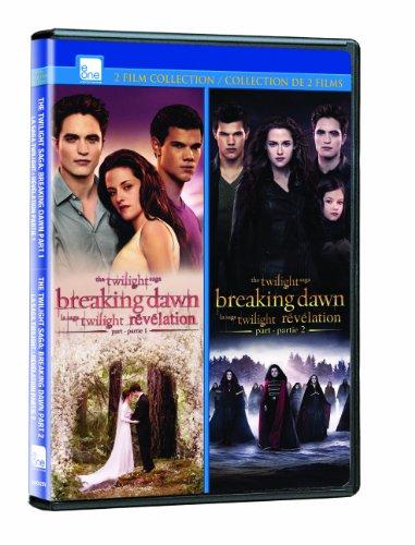 The Twilight Saga : Breaking Dawn - Part 1 / The Twilight Saga : Breaking Dawn - Part 2