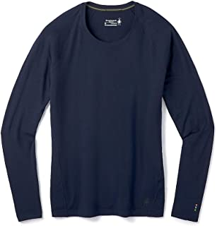 Smartwool Merino 150 Wool Top - Women's Baselayer Long Sleeve Performance Shirt