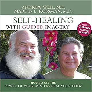 Self-Healing with Guided Imagery audiobook cover art