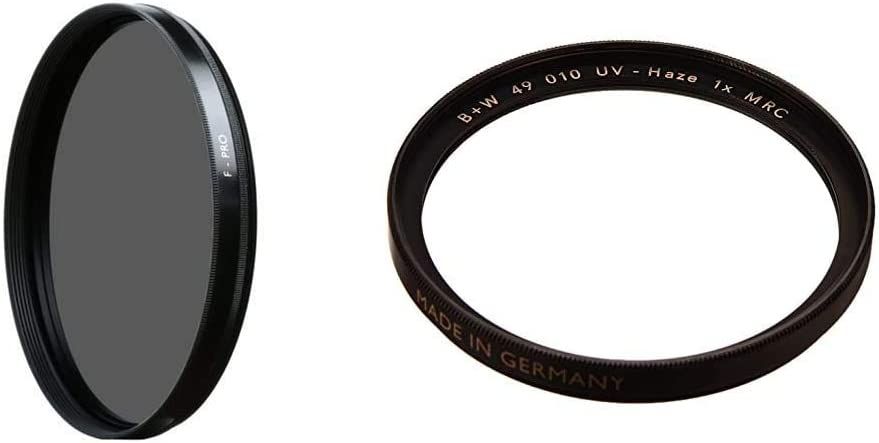 49mm Circular Polarizer Multicoated for Pentax Normal SMCP-FA 50mm f//1.4 Digital Nc C-PL Multithreaded Glass Filter