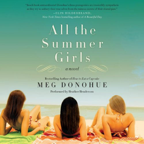 All the Summer Girls audiobook cover art