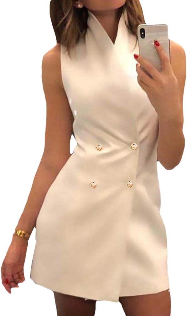 Donne Casual Paillettes Cocktail Cardigan Clubwear Lavoro Blazer Giacca Tuta Cappotto
