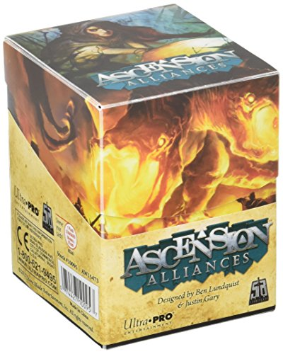 Ultra Pro UPE10095 Nein Ascension: Alliances, Spiel