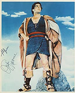 Victor Mature - Inscribed Photograph Signed