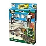 *JBL Aqua In Out Wasserwechselset für Aquarien zum Anschluss an den Wasserhahn