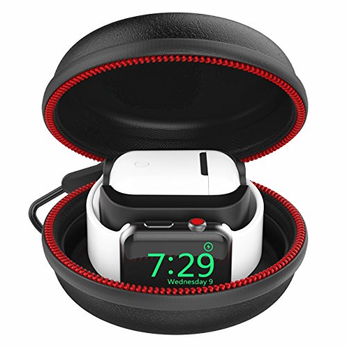Moretek Charging Custodia Compatible with iWatch per Airpods,...