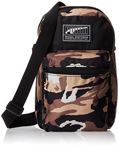 Puma Academy Portable Bag Tasche schwarz-Camouflage Puma Black-Pebble-Camo AOP, one Size