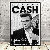 Johnny Cash Rockmusik Band Star Vintage Poster Und Drucke