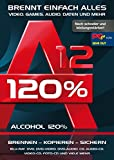 [page_title]-Alcohol 120% Version 12 - Brennen, Kopieren, Sichern - die ultimateive Brennsoftware für Windows 10/8.1/8/7