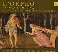 L'ORFEO-FAVOLA IN MUSICA