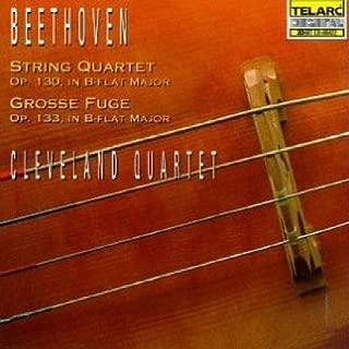 Beethoven: String Quartet / Grosse Fuge