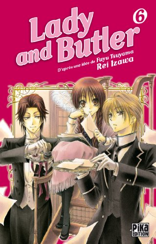 Lady and Butler T06
