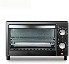 Horno Digital, Mini Microondas Mayor Facilidad Limpieza Mini Horno Digital Multifunción Temporizador Touch Control Microondas con Grill 800W 12L