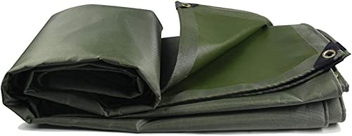 Feuille résistante imperméable de bache de bache de bache - 100% imperméable et UV prougeégé - 550g   m2, épaisseur 0.55mm