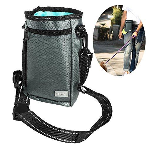 Hüfttasche für Hunde-Leckerli, Gürtelbeutel für Hundetraining, Nahrung, Hundekotbeutel, von UEETEK