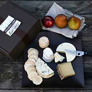 Platinum Collection of Gourmet Cheeses in Gift Box