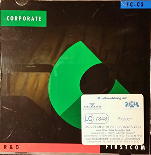 Corporate FC - C5 Relaxed Motion, inner and outer space Esoterik top Rarität
