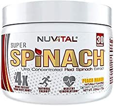 Super Spinach - Peach Mango - (Red Spinach Extract)