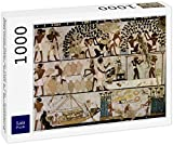 Lais Puzzle Pintor Egipcio c. 1500 A.C. - Cámara de entierro de un Hombre Desconocido, escenas de decoración de Pared 1000 Piezas