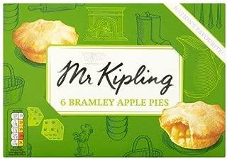 Mr Kipling Cakes - Bramley Apple Pies - 6pk (Pack of 3)