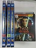 Star Wars Rebels Season 3 [Omitted] Complete 4 Volume Set [Marketplace DVD Set] JAPANESE EDITION