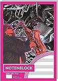 Notenblock A4 10Bl Liefermenge = 1