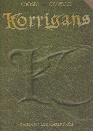 Korrigans Coffret T01 à T04
