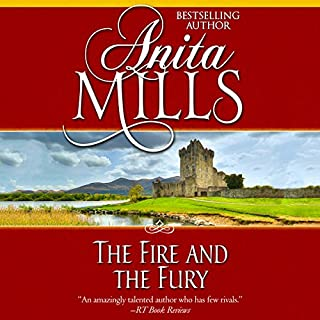 The Fire and the Fury audiobook cover art