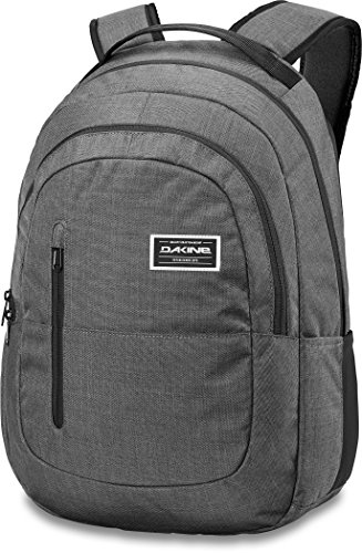 DAKINE Foundation 26L Bolsa Escolar, 47 cm, 26 Liters, Gris (Carbone)