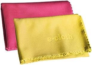 e-cloth Glass & Polishing Cloth - 2 Pack