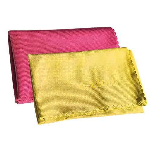 e-cloth Glass & Polishing Cloth - 2 Pack
