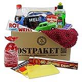 Ostpaket 'Kultprodukte groß' mit 13 typischen Produkten der DDR Geschenkidee Intershop Ostprodukte...