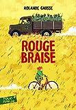 Rouge Braise - Folio Junior - A partir de 10 ans - Folio Junior - 03/01/2019