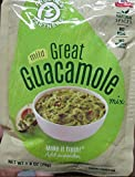 Produce Partners Guacamole Mix, Mild, 1-oz (Pack of 12)