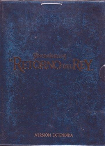 El Señor De Los Anillos: El Retorno Del Rey (Ver. Extendida) [DVD]