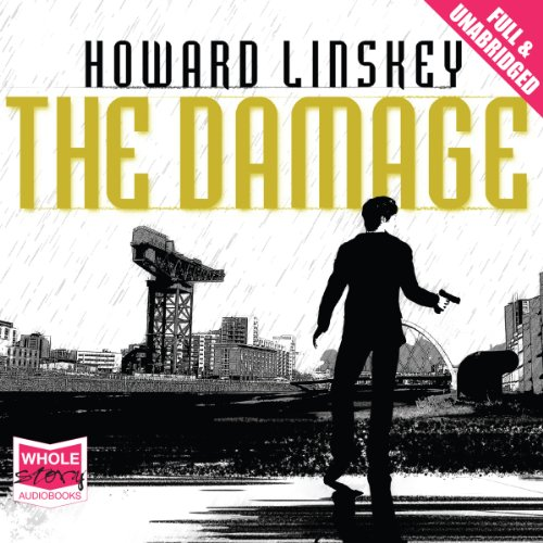 The Damage audiobook cover art