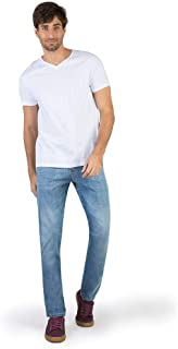 Calça Jeans Slim Destroyer