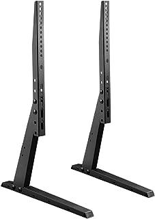 Impact Mounts UNIVERSAL TV STAND BASE TABLETOP VESA PEDESTAL MOUNT FOR LCD LED TV 37-70