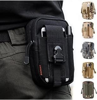Hainan Mens Bag Accessories Belt Fanny Pack Waist Pouch Backpack Tactical Mini Black