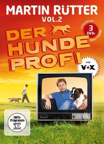 Martin Rütter - Der Hundeprofi, Vol. 2 [3 DVDs]