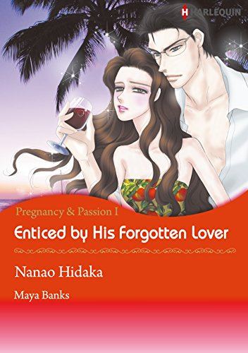 Enticed by His Forgotten Lover: Harlequin comics (Pregnancy & Passion Book 1) (English Edition)
