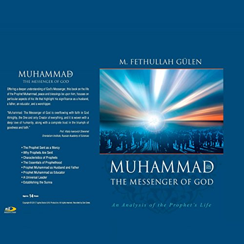 The Messenger of God audiobook cover art