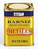 Barniz Protector Metales Brillante 250 ml