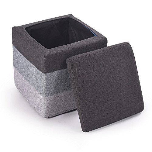 ZXQZ Repose-Pieds créatif/Tabouret de canapé en Tissu/Changer Son Tabouret de Chaussures/Tabouret Simple de Stockage (4 Couleurs Disponibles) Repose-Pieds de Stockage (Couleur : B)